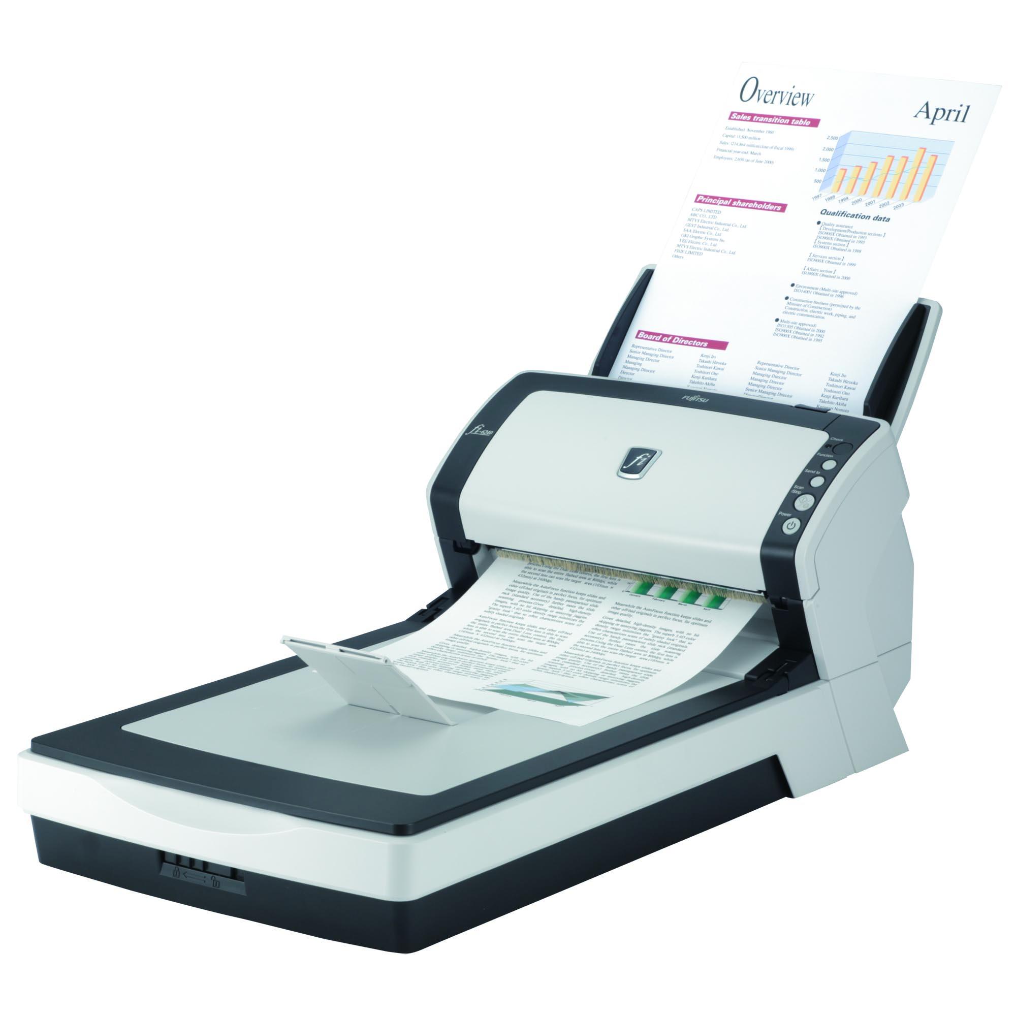 Vidējās jaudas skeneri
