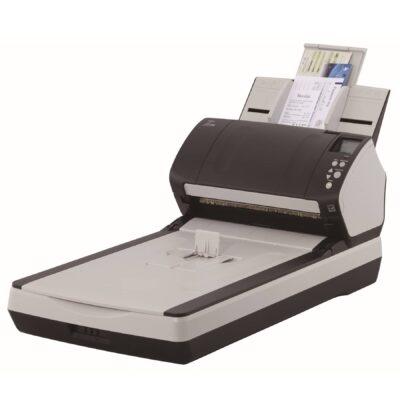 Fujistu dokumentu plakanvirsmas skeneris