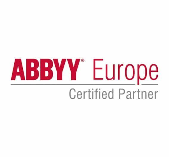 Iegūstam ABBYY FlexiCapture 12 sertifikātus