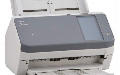 Fujitsu iepazīstina ar fi-7300NX, jaunu attēlu skeneri elastīgai darbplūsmai